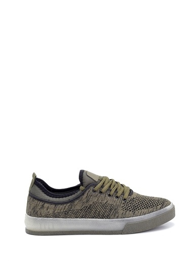 Derimod Erkek Ayakkabı(89436) Sneaker Haki